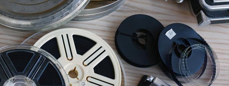8mm filmy
