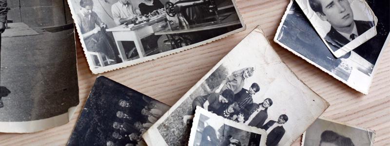Papierové fotografie