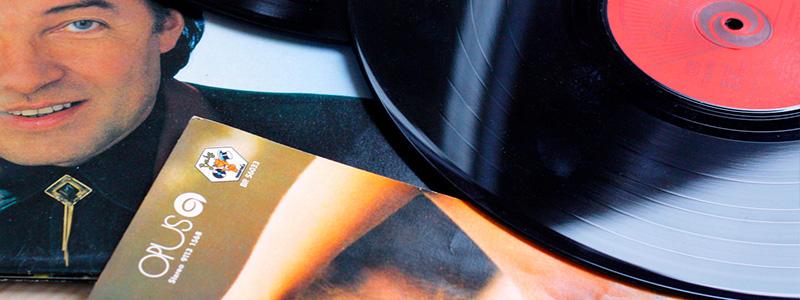 Gramofónové platne