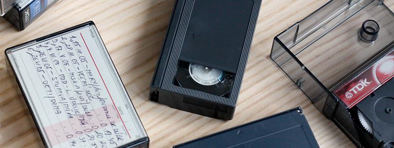 VHS-C kazety