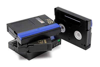 MiniDV kazety